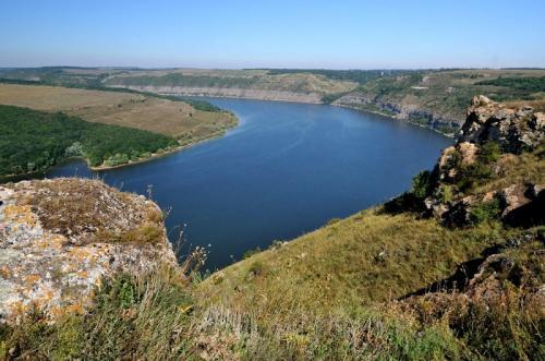 Дністровський каньон